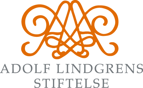Logo Adolf Lindgrens stiftelse