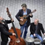 Trio Dubé, Fhager och Norrefalk