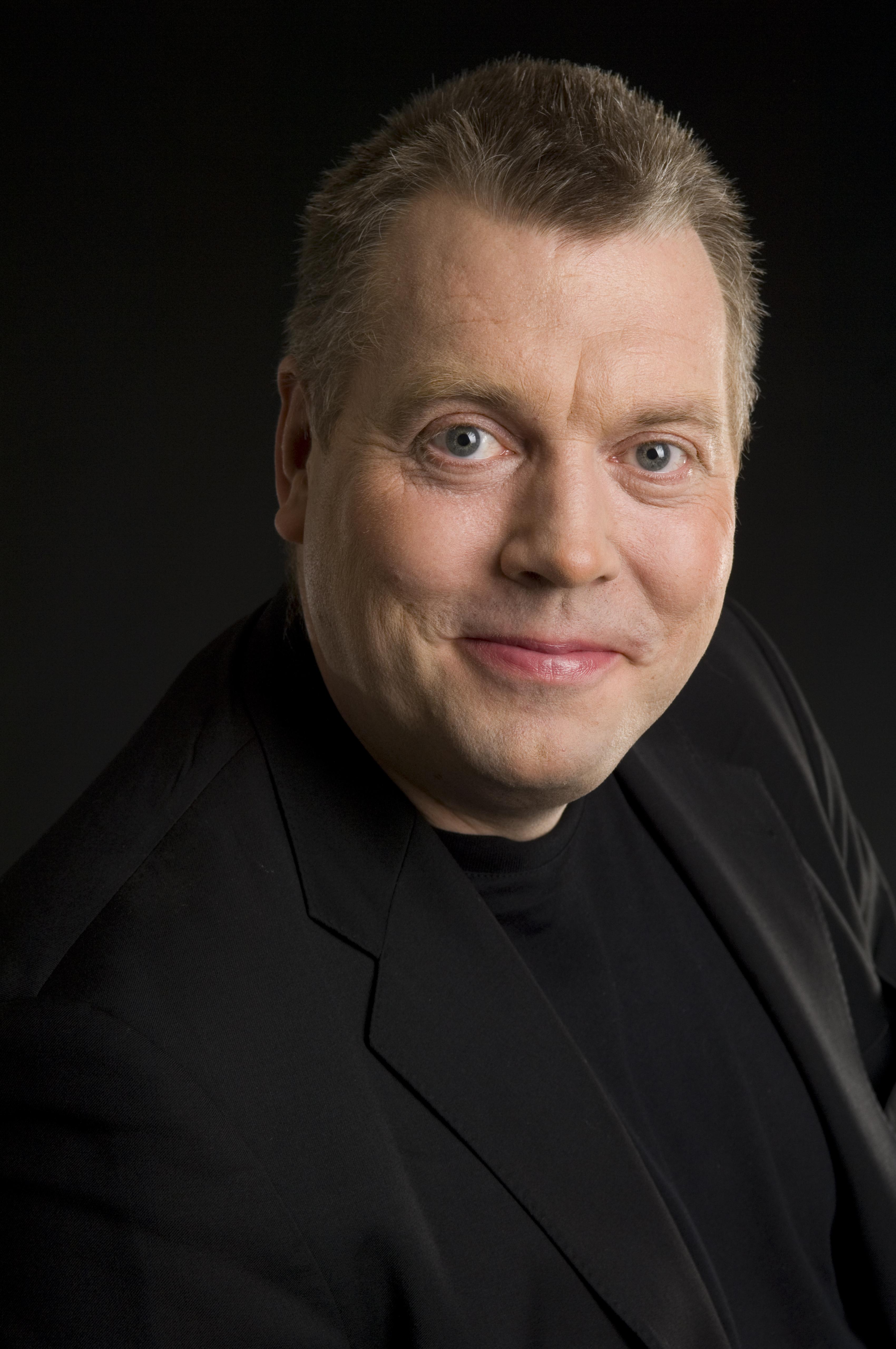 Göran Hülphers, horn. Fotograf Ulla-Carin Ekblom