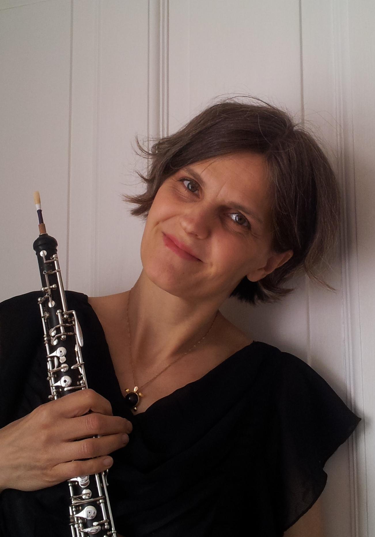 Jenny Hülphers, oboe