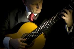 Magnus Gutke Guitar Foto Mattias Ekström