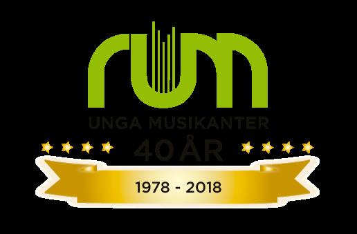 Riksförbundet unga musikanter, RUM stöttar Nora kammarmusikfestival 2017