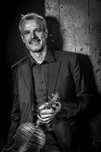 Göran Fröst. Foto Karl Gabor