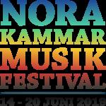 Nora kammarmusikfestival logga 2019