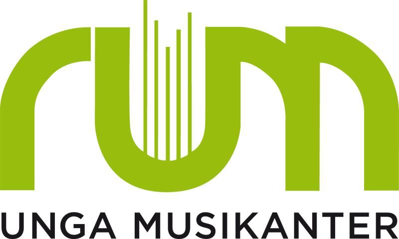 Riksförbundet unga musikanter logo