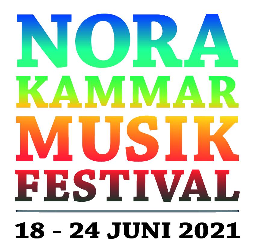 Nora kammarmusikfestival logo 2021